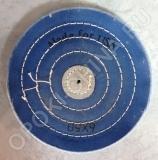 Круг муслиновый синий