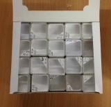 Коробочки для ювелирных вставок Б/У