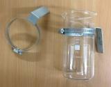 Ручка для кварцевых, огнеупорных стаканов